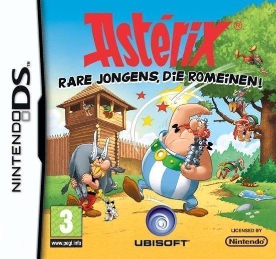 Asterix: Rare Jongens Die Romeinen (DS) Kopen Vanaf €2