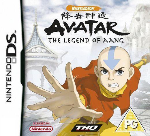Avatar: The Legend Of Aang (DS) Kopen Vanaf €2,- DS Games