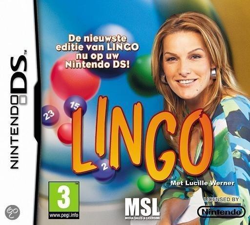 Lingo (DS) Kopen Vanaf €2,- DS Games, Accessoires